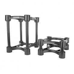 IsoAcoustics ISO-155 Medium Speaker Monitor Acoustic Isolation Stands (Pair)
