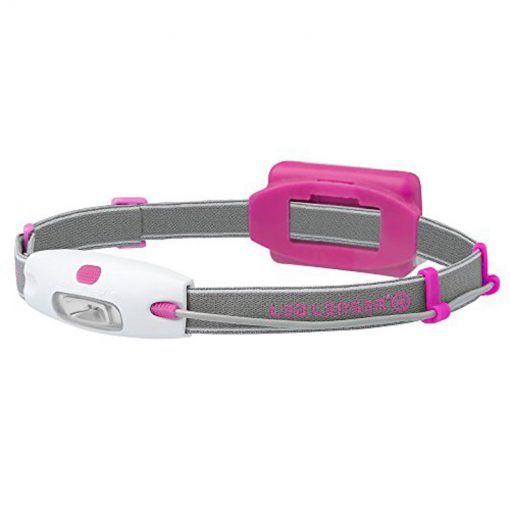 LED Lenser – NEO Headlamp, Pink