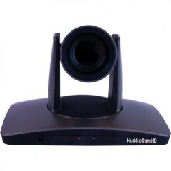 HuddleCamHD HC12X 2.14MP PTZ 12x Optical Auto-Framing Conference Camera, Gray