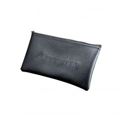 Lewitt DTP 40 Lb Cushioned Leather Mic Pouch
