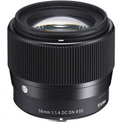 Sigma 56mm f/1.4 Contemporary DC DN Lens (for Olympus/Panasonic Micro 4/3 Cameras)