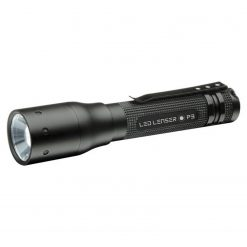 LEDLENSER - P3 LED Key Ring Flashlight, 25 Lumens