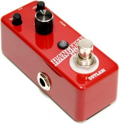 Outlaw Effects Overdrive Pedal