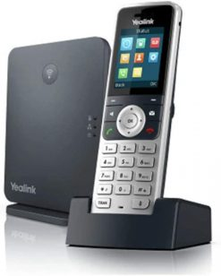 Wireless W53P DECT Handset and W60B Base Station