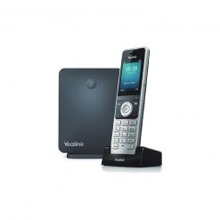Wireless DECT Cordless Phone System - W56H Handset and W60B Base Station