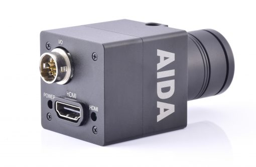 AIDA Imaging Micro UHD HDMI EFP Camera with TRS Stereo Audio Input