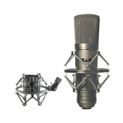 CAD Audio GXL2200 Cardioid Condenser Microphone (Silver)