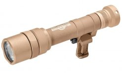 SureFire Scout Light Pro Ultra-High-Output LED WeaponLight, 1000 Lumens - Tan