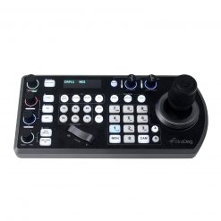 BirdDog PTZ Keyboard controller with NDI, VISCA, RS-232 & RS422, BirdDog Comms compatible