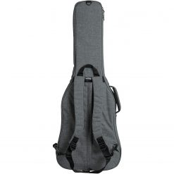 Gator GTELECTRICGRY Transit Series Electric Guitar Gig Bag with Light Grey Exterior